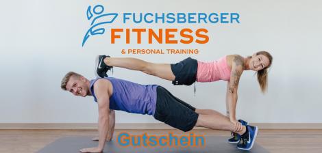 Gutscheinen Fuchsberger Fitness