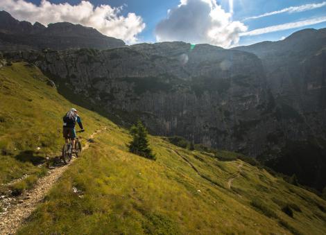Geführte E-Mountainbik Tour ink. E-Bike am Fuschlsee und Umgebung jeden Samstag um 9.00 Uhr